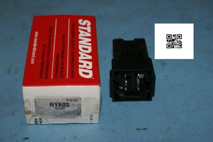 1984-1996 Corvette C4 Power Antenna Relay, Standard RY603, 30129, New In Box